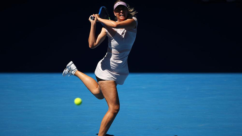 Maria Sharapova excited about facing Angelique Kerber at Australian Open