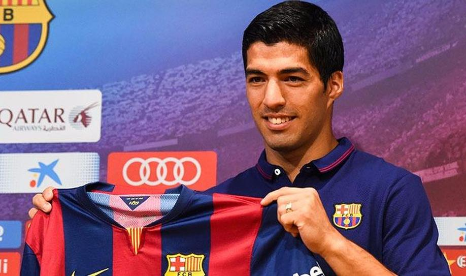 4. Luis Suarez (81 million euros)