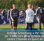 Amical - France vs Islande en chiffres