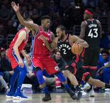 NBA Playoffs Preview: Raptors vs. Sixers