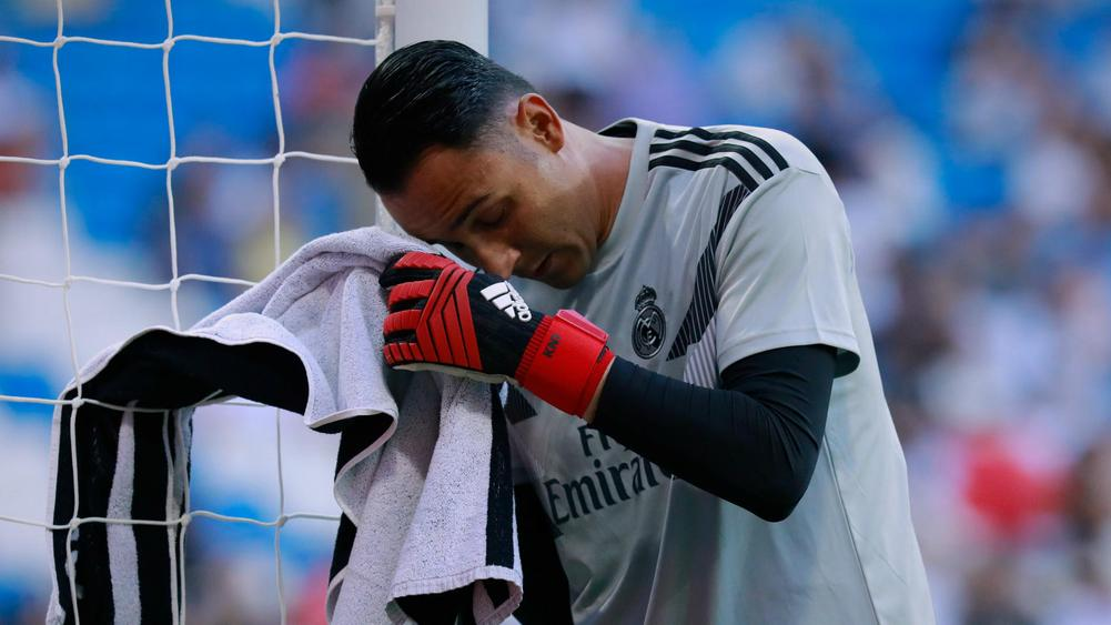 EPL: Real Madrid goalkeeper set to sign for Arsenal