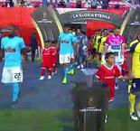 Highlights: Sporting Cristal Get First Group C Win, 2-0, Over 10-Man Universidad de Concepcion