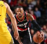 GAME RECAP: Trail Blazers 129, Warriors 107