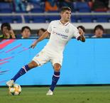 "Lampard ""Really Impressed"" With Pulisic"