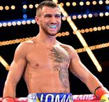 Lomachenko makes history with TKO win over Linares