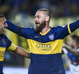 Daniele De Rossi Scores In Boca Juniors Debut