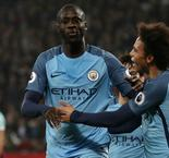 Yaya Toure refuses to give up on title race