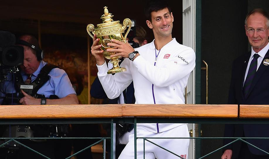 Djokovic beats Federer for 3rd Wimbledon title