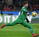 Mercato AS Rome: 100 millions pour Alisson Becker ?