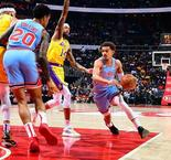 GAME RECAP: Hawks 117, Lakers 113