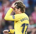 Griezmann says Barca will improve after Athletic upset