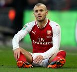 Wilshere criticises officials after EFL Cup final loss