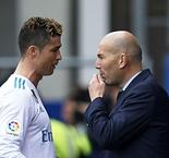 Zidane Asked to Keep Ronaldo and Sell Bale, Claims Calderon