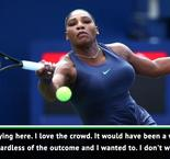 Serena confident of quick recovery from back injury