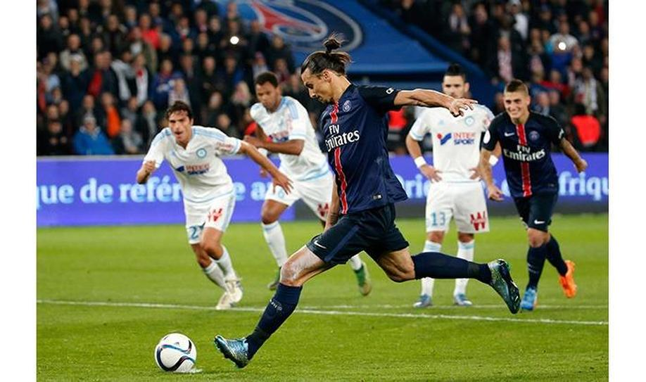 Paris Saint-Germain 2-1 Marseille