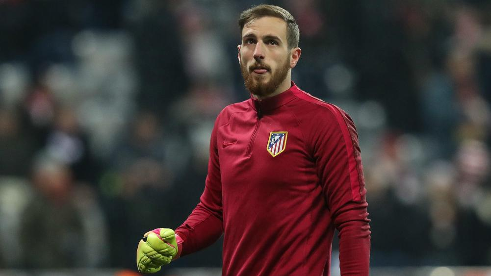 Jan Oblak Still Out For Atletico Madrid But Diego Simeone