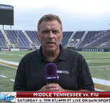College Football: Previewing Middle Tennessee vs. FIU