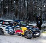 Rallying: Camera, action as Ogier leads in Sweden
