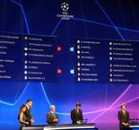 Champions League draw in full