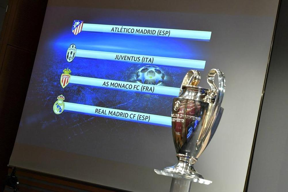 Le tirage au sort en direct - Tirage coupe d europe des clubs champions ...