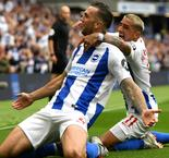 Brighton And Hove Albion Notch 3-2 Win Over Mourinho's Manchester United