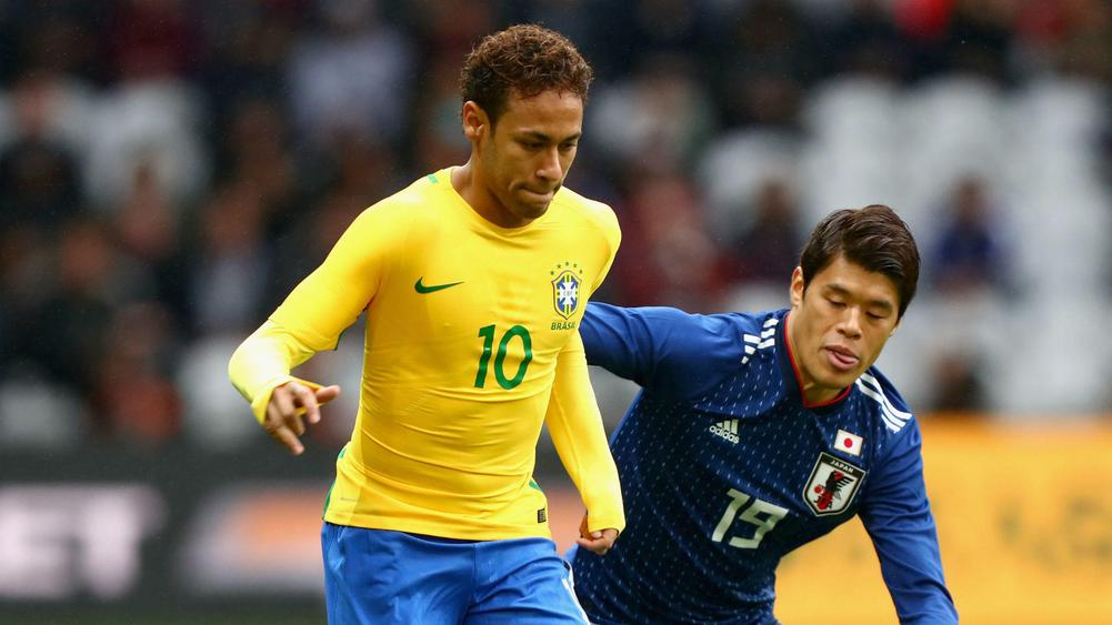 'We tried everything!' - Neymar happy with Brazil performance against 'defensive' England