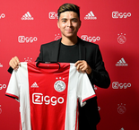 Ajax Sign USMNT U-20 Star Alex Mendez