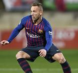 Arthur Ruled Out Of Barcelona's LaLiga Clash With Villarreal