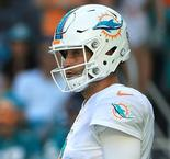 Dolphins QB Cutler placed in concussion protocol