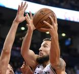NBA [Frenchies] : Quel match de Lauvergne (26 points) !