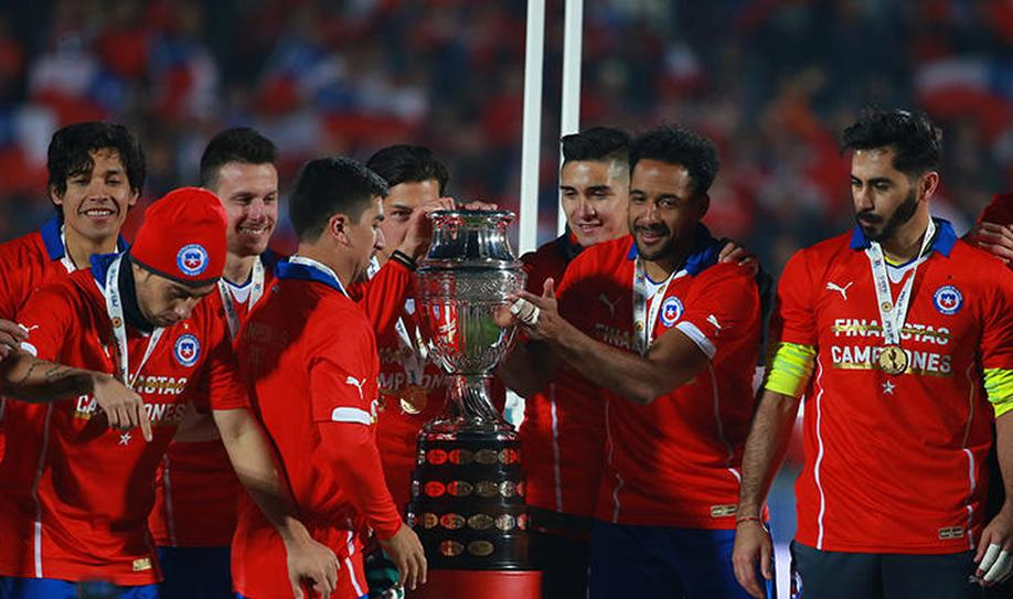 Chile Crowned Copa America Champions