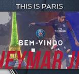This is Paris: Welcome Neymar