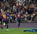 Copa del Rey - Real Madrid 0 Barcelona 3 (Agg 1-4) Match Report
