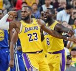 GAME RECAP: Lakers 123, Warriors 113