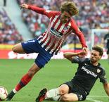 Atletico Madrid 1 Sevilla 1: Godin denied a winning Wanda farewell