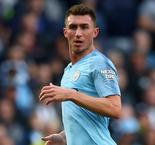 Manchester City want derby revenge, says Laporte