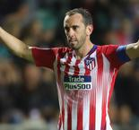 Godin forced off with thigh problem