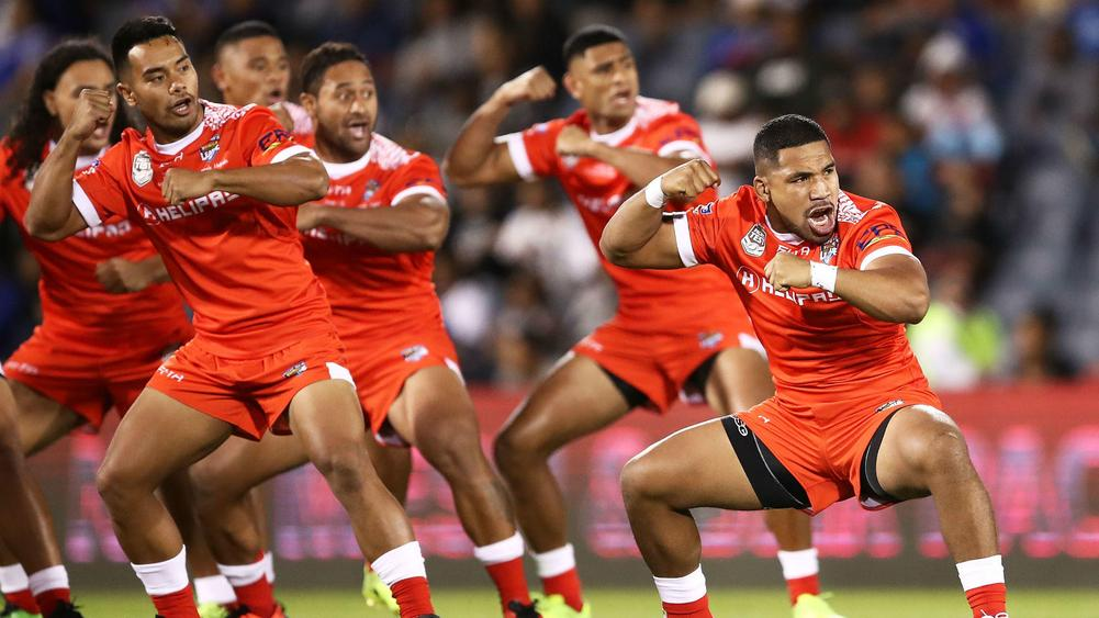 Tonga goes through to 2019 Rugby World Cup