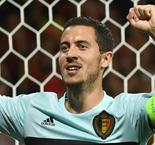Hungary 0 Belgium 4: Hazard inspires Wilmots' men into quarter-finals