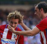 Griezmann Ready For 'Emotional' Quarterfinal Against Daughter's Godfather Godin