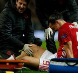 La terrible blessure d'Ibrahimovic !
