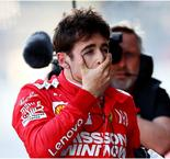 Leclerc's Error Gifts Mercedes Qualifying 1-2