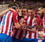 Atletico Madrid 1 Real Sociedad 0