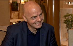 "Gianni Infantino : ""I will be the candidate"""