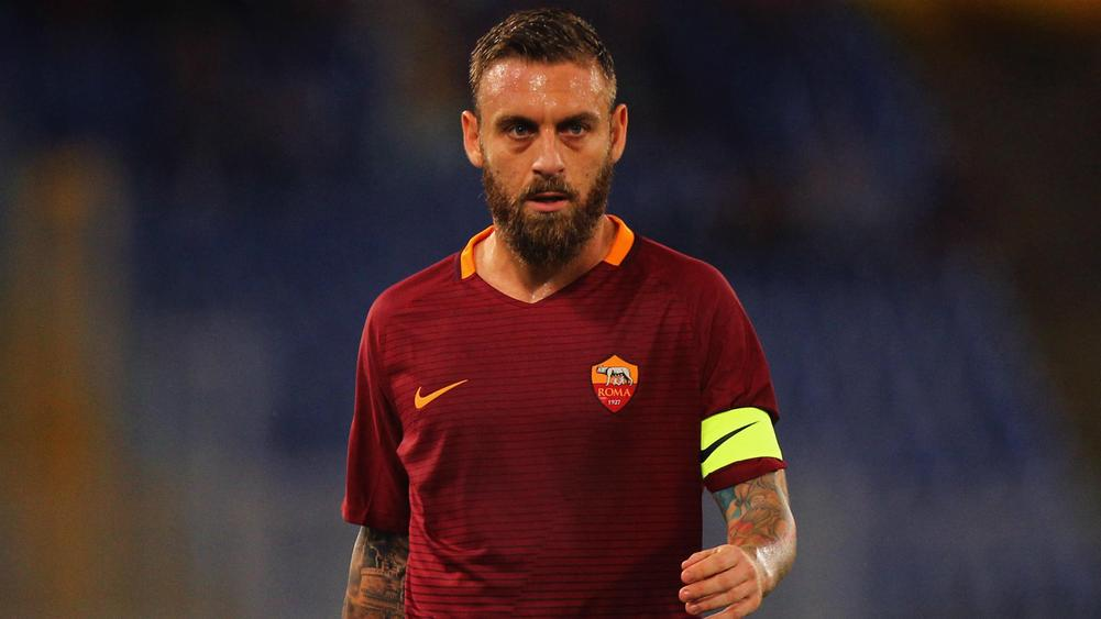 Daniele De Rossi Denies AS Roma Contract Talks Are Underway