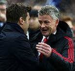 Pochettino dismisses talk of tactical duel with Solskjaer