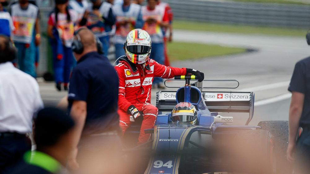 Vettel set to avoid Suzuka grid penalty