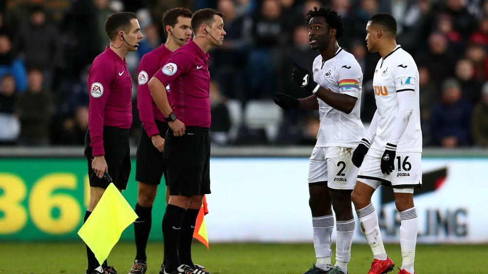 Wilfried Bony 'ready to start' for Swansea - Paul Clement