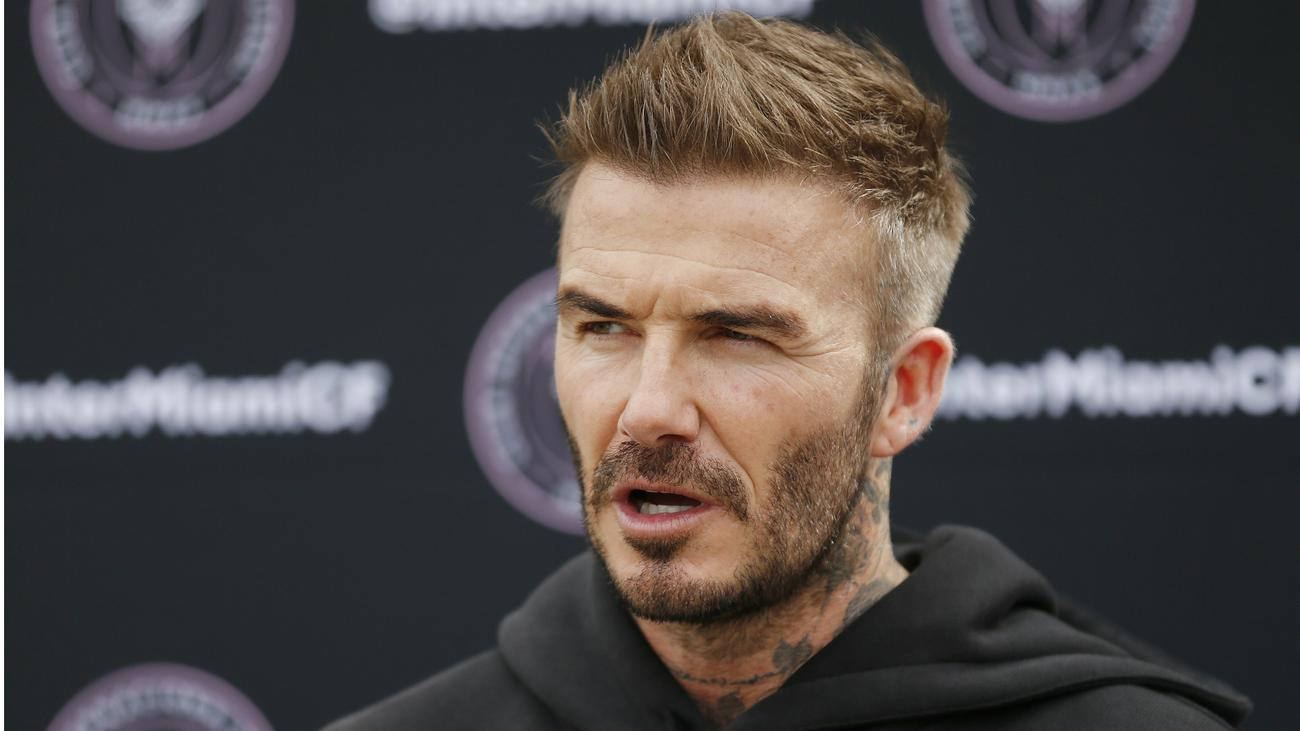 David Beckham says 'I still miss it' seven years on from football retirement