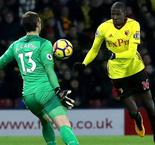 Doucoure saves it late for Watford